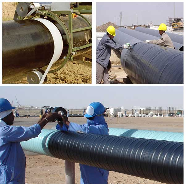 tapes for oil and gas