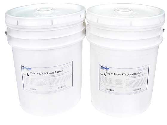 Rubber Mould - Polytek | Arab Suppliers - Dubai, United Arab